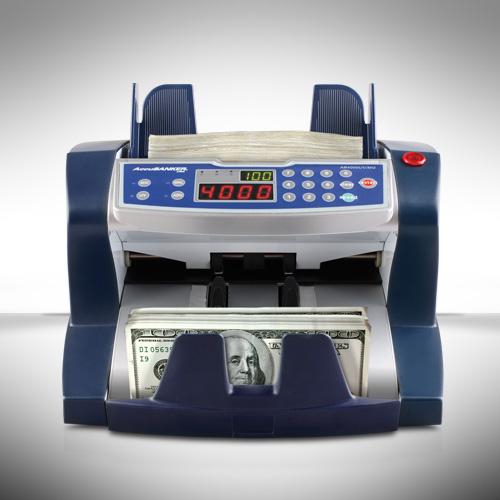 2-AccuBANKER AB 4000 UV/MG sedelräknare