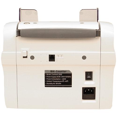 3-Cashtech 3500 UV/MG sedelräknare